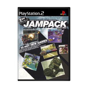 Jogo Jampack Volume 13: Demo Disc - PS2