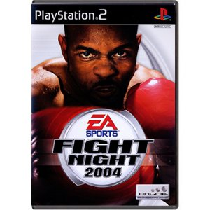 Jogo Fight Night 2004 - PS2