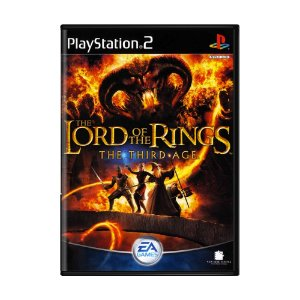 Jogo The Lord of the Rings: The Third Age - PS2