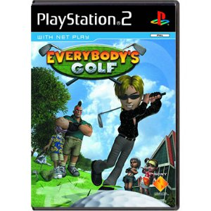 Jogo Golf: Everybody's Golf - PS2