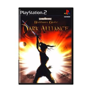 Jogo Baldur's Gate: Dark Alliance - PS2
