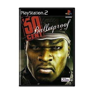 Jogo 50 Cent: Bulletproof - PS2