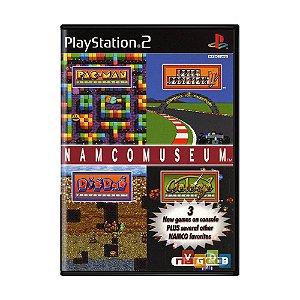 Jogo Namco Museum - PS2