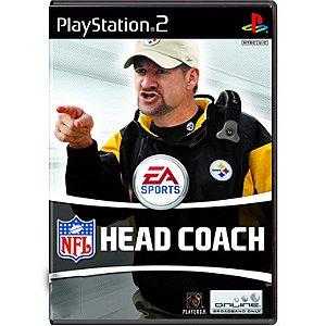 Jogo NFL Head Coach - PS2
