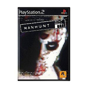 Jogo Manhunt - PS2