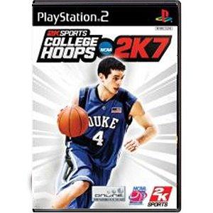 Jogo College Hoops 2K7 - PS2