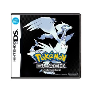 Jogo Pokémon Black Version - DS