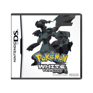 Jogo Pokémon White Version - DS