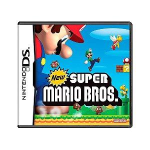 Jogo New Super Mario Bros.  - DS