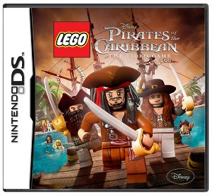 Jogo LEGO Pirates of the Caribbean: The Video Game - DS