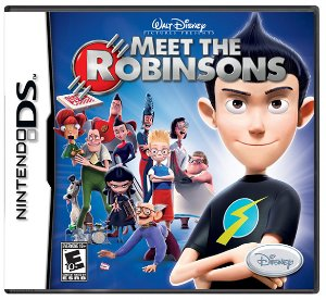 Jogo Meet the Robinsons - DS