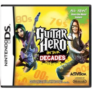 Jogo Guitar Hero: On Tour Decades - DS