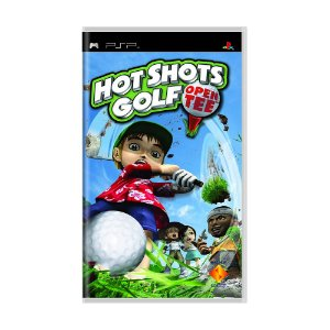 Jogo Hot Shots Golf: Open Tee - PSP