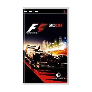 Jogo Formula 1 2009 - PSP