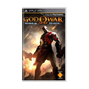 Jogo God of War: Ghost of Sparta - PSP