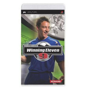 Jogo World Soccer Winning Eleven 9 - PSP