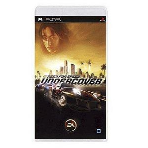 Jogo Need for Speed Undercover - PSP