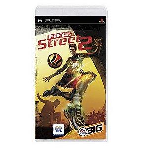 Jogo FIFA Street 2 - PSP