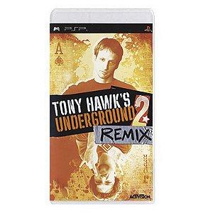 Jogo Tony Hawk's Underground 2: Remix - PSP