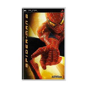 Jogo Spider-man 2 - PSP