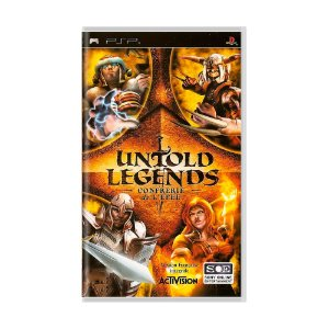 Jogo Untold Legends: Brotherhood of The Blade - PSP