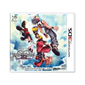 Jogo Kingdom Hearts 3D: Dream Drop Distance - 3DS