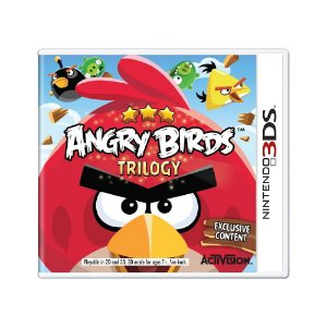 Jogo Angry Birds: Trilogy - 3DS