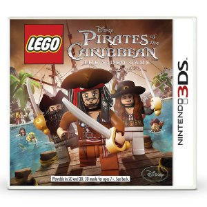 Jogo LEGO Pirates of the Caribbean: The Video Game - 3DS
