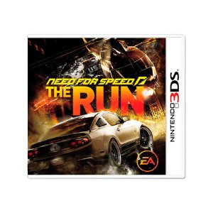Jogo Need For Speed: The Run - 3DS
