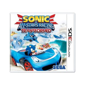 Jogo Sonic & All Stars Racing: Transformed - 3DS