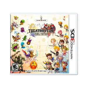 Jogo Theatrhythm Final Fantasy - 3DS