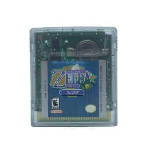Jogo The Legend of Zelda: Oracle of Ages - GBC