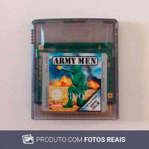 Jogo Army Men - GBC