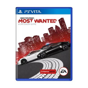 Jogo Need for Speed Most Wanted - PS Vita