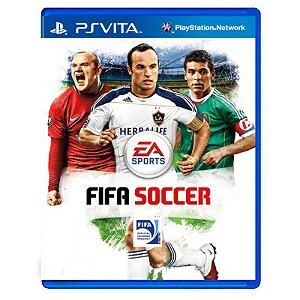 Jogo FIFA Soccer - PS Vita