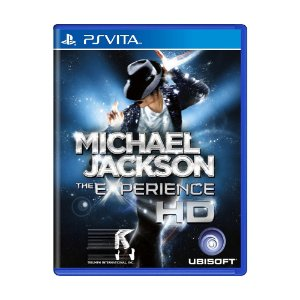 Jogo Michael Jackson The Experience HD - PS Vita