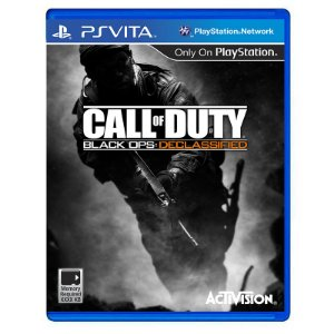 Jogo Call of Duty: Black Ops Declassified - PS Vita