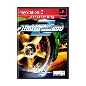 Jogo Need for Speed Underground 2 - PS2
