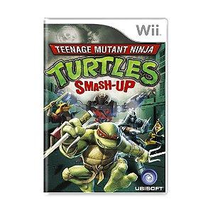 Jogo Teenage Mutant Ninja Turtles: Smash-Up - Wii