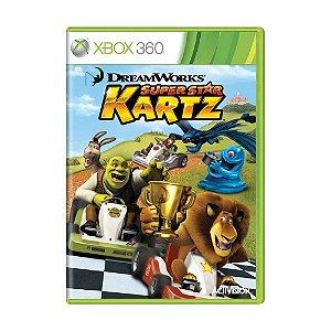 Jogo DreamWorks Super Star Kartz - Xbox 360