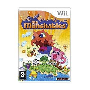 Jogo The Munchables - Wii (Europeu)