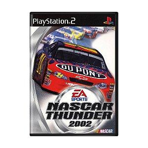 Jogo NASCAR Thunder 2002 - PS2