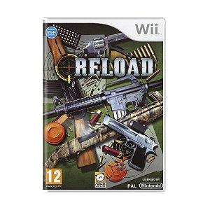 Jogo Reload - Wii (Europeu)