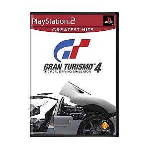 Jogo Gran Turismo 4 - PS2 (Lacrado)