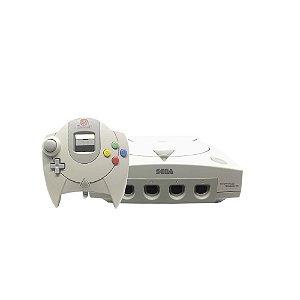 Console Dreamcast - Sega (Japonês)