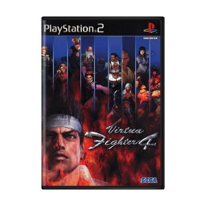 Jogo Virtua Fighter 4 - PS2