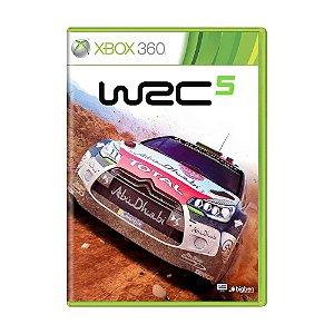 Jogo WRC 5: FIA World Rally Championship - Xbox 360