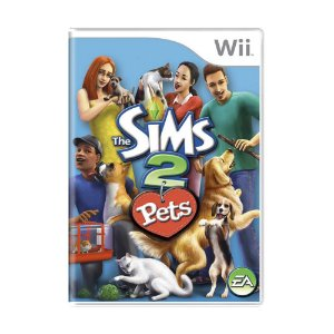 Jogo The Sims 2: Pets - Wii