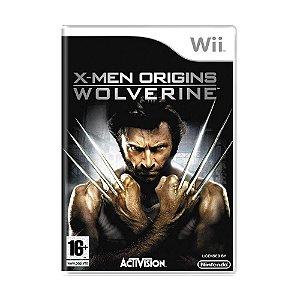 Jogo X-Men Origins: Wolverine - Wii (Europeu)