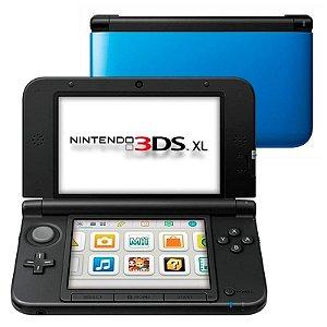 Console Nintendo 3DS XL Azul - Nintendo